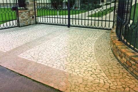 Zaccaria marmi ravenna pavimenti esterni in pietra naturale - Pavimento in ciottoli esterno ...